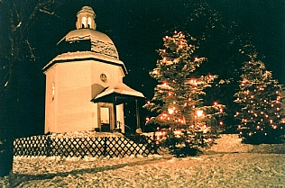 Stille Nacht Kapelle, Winter © Alexander Gautsch