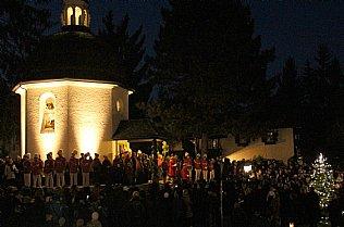 Stille Nacht Kapelle, Stille Nacht Feier © Alexander Gautsch