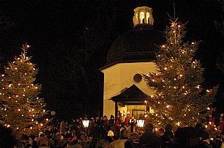 Stille Nacht Feier 2002, Stille Nacht Kapelle © Alexander Gautsch