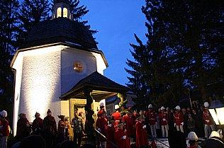 Stille Nacht Feier, Stille Nacht Kapelle © Alexander Gautsch